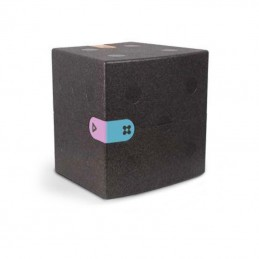 Pouf iMO-LEARN + Dot stickers