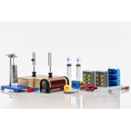 Kit per esperimenti di fisica